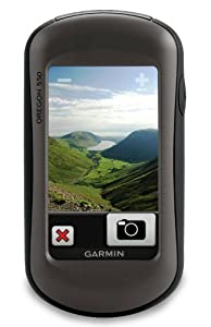 Garmin Oregon 550 Waterproof Hiking GPS (Discontinued by Manufacturer) by Garmin