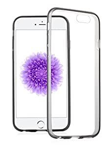 [iPhone 6/6s Case]iXCC Crystal Series Transparent PC+TPU Cover Case - High quality Ultra Light Slim Thin Fit [Anti drop, Anti scratch, Anti slip, Anti shock] with Crystal Clear PC Hard Back Plate and Soft TPU Rubberized Gel