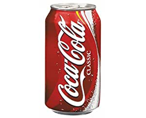Coca Cola Can 330 ml (Pack of 24)