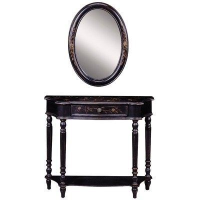 Cheap Maribeth Console Table and Mirror Set (B005LWPH14)