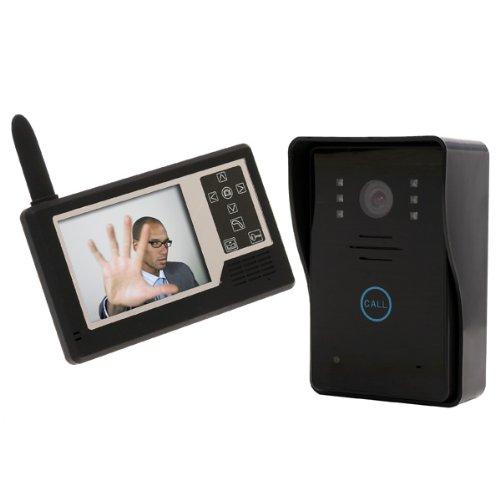 """3.5"""" Tft Color Display Wireless Video Intercom Doorbell Door Phone Intercom System"""