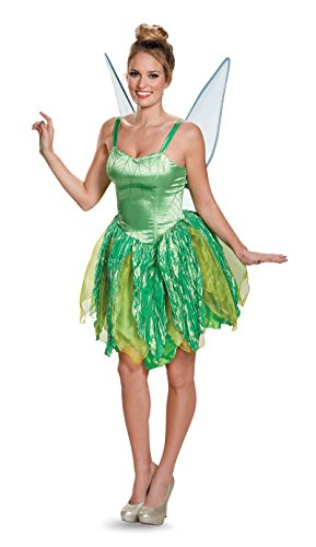 Adult Tinkerbell Costume Prestige 88931 (Small 4-6) (Tinkerbell And Peter Pan Costumes For Adults)