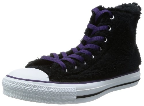 [コンバース] CONVERSE CONVERSE ALL STAR FLEECE HI AS FLEC HI 1CJ057 (ブラック/4.5)