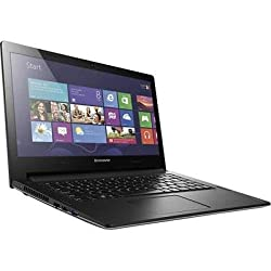Lenovo 59387104 IdeaPad S400 14-Inch Notebook PC (Touchpad, i3-3217U, 4 GB DDR3, 500 GB SATA)
