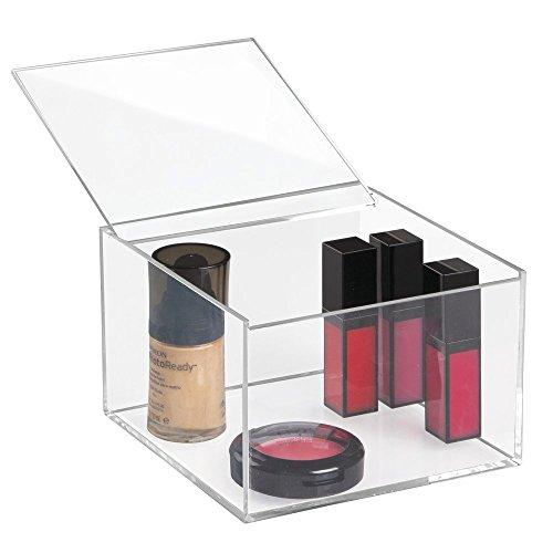mdesign-organizzatore-cosmetici-con-coperchio-per-armadietto-per-tenere-trucco-prodotti-di-bellezza-