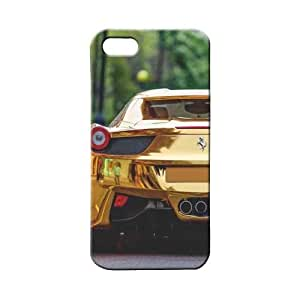 BLUEDIO Designer 3D Printed Back case cover for Apple Iphone 5 / 5S / SE - G0029