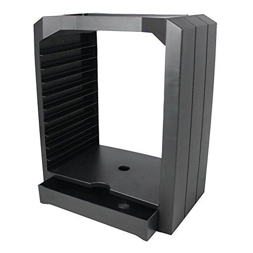 WinnerEco Universal Game Storage Tower for Xbox One PS4 (Xbox Game Storage Tower compare prices)