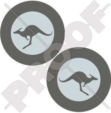 australia-australian-airforce-raaf-lowvis-aircraft-roundels-3-75mm-vinyl-stickers-decals-x2