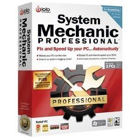 System Mechanic Professional 08 Up To 3PC [Old Version]