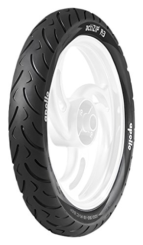 Apollo Actizip R3 2.75-18 Tube Type Bike Tyre,Rear