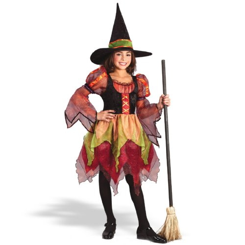 Pretty Princess Witch Child Costume - Kid's Costumes