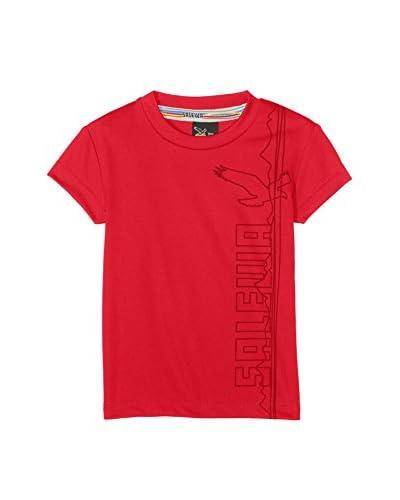 Salewa Camiseta Manga Corta Rodellar Dry K S Antracita