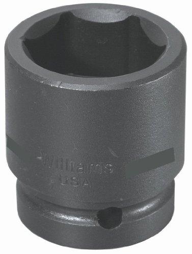 Jh Williams 39662 Shallow Impact Socket, 1-15/16-Inch