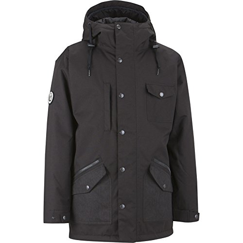 Airblaster Grumpy Jacket - Men's [並行輸入品] Navy M