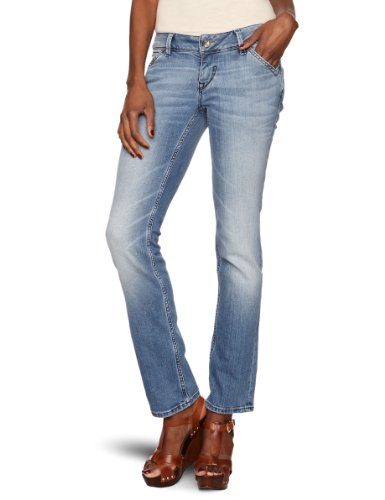 Hilfiger Denim Victoria Straight Women's Jeans Aurora Clean Stretch W32INXL32IN