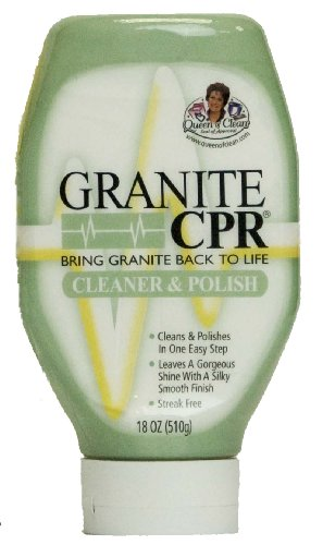 Best Marble Cleaners Products : Granite cpr cleaner polish oz pack best