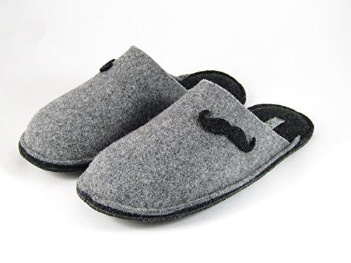 pantofole-da-donna-invernali-tinta-unita-antracite-taglia-42