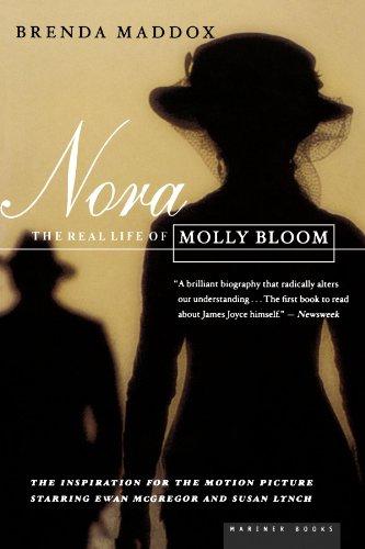 Nora: The Real Life of Molly Bloom [Maddox, Brenda] (Tapa Blanda)