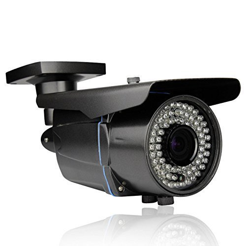 Amview 1.3MP Sony CMOS CCD 1000TVL Vari-focal Surveillance Outdoor Bullet Cctv Security Camera (Bullet 1000tvl compare prices)