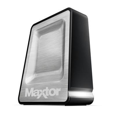 Maxtor OneTouch 4 Plus 750 GB USB 2.0/FireWire 400 Desktop External Hard Drive STM307504OTA3E5-RK