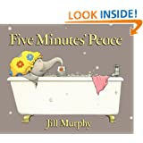 Five Minutes' Peace (Turtleback School & Library Binding Edition)