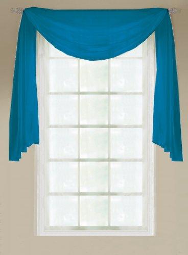 crystal-curtain-single-panel-size-145cm-w-x-500cm-l-colour-teal
