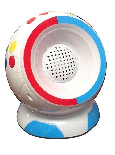 Dance Music Machine with Flashing Lights
