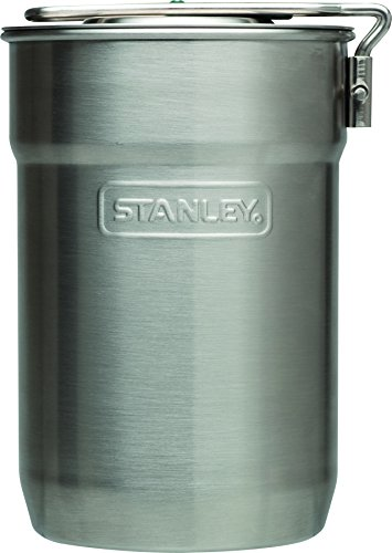 Stanley Adventure Camp Cook Set 24oz Stainless Steel (Cook Stove For Camping compare prices)