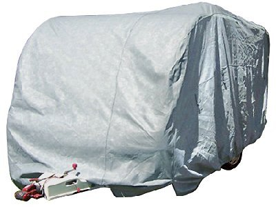 Grey Caravan Cover - Fits 21' 22' 23'