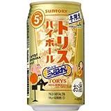 サントリー トリスハイボール 三ヶ日みかん 350ml×24缶(1ケース)