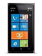 Nokia Lumia 900 16GB Unlocked GSM Phone with Windows 7.5 OS, AMOLED Touchscreen, 8MP Camera, GPS, Wi-Fi, Bluetooth, FM Radio and microSD Slot - Black