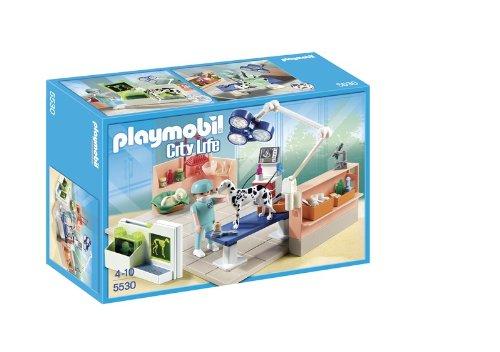 Playmobil 5531 recinto per animali in cura costruzioni for Recinto per cani amazon