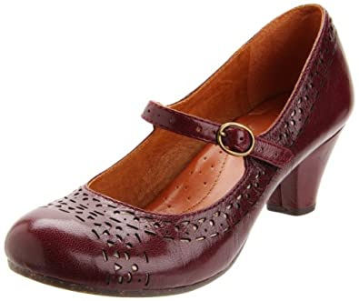 Naya Women's Castalia Pump,Bordo,6 M US