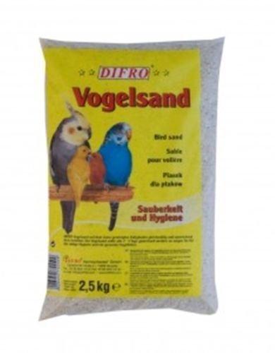 10xDIFRO-Vogelsand-25kg-Muschelschrot-Quarzsand-mit-Anisl-fr-Ziervgel25kg