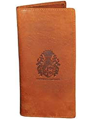 Leather Currency Holder Travel Buisness ATM Credit Card Holder Cum Long Wallet With 18 Card Slots For Men,Women... - B01GVCOHOU
