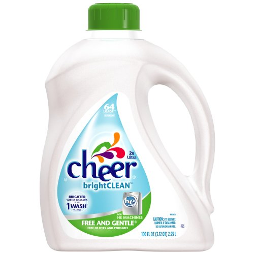 Cheer he laundry detergent coupons