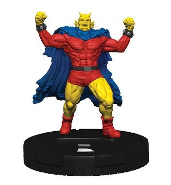 Heroclix DC World's Finest #045 Etrigan complete with card