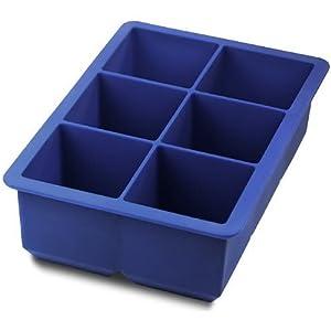 Tovolo King Cube Extra Large Silicone Ice Cube Trays