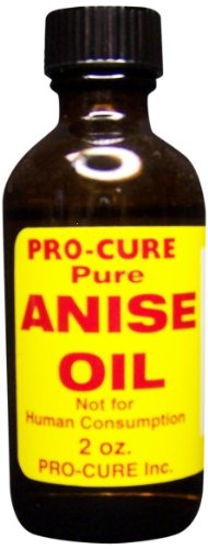 Pro-Cure Bait Scents BO-AOP Pure Anise Oil, 2-Ounce