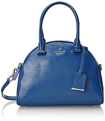 kate spade new york Cedar Street Patent Small Pearl Top Handle Bag