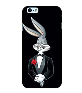 Popular Cartoon Character 3D Hard Polycarbonate Designer Back Case Cover for Apple iPhone 6s Plus :: Apple iPhone 6s+