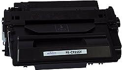 Printec HP Compatible 55A (CE255A) Toner Cartridge (Black)