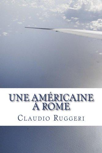 Couverture du livre Une Americaine a Rome