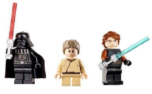 star wars anakin skywalker and darth vader. Anakin Skywalker Child – Anakin Skywalker Jedi – Darth Vader (Loose) Lego