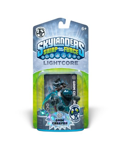 Skylanders SWAP Force Lightcore Individual Character Pack- Grim Creeper