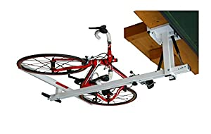flat bike lift ist der hydropneumatische fahrrad deckenlift den sie in ihrer garage oder in dem. Black Bedroom Furniture Sets. Home Design Ideas