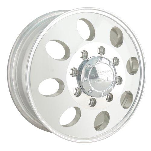 Ion Alloy Dually 167 Polished Wheel (16x6