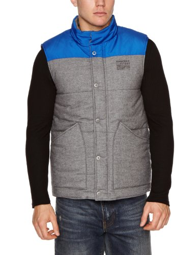 Firetrap Stark Men's Gilet Nightmar Medium