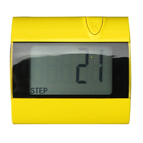V7OVI Digital LCD Calorie with Distance Step Counter Pedometer