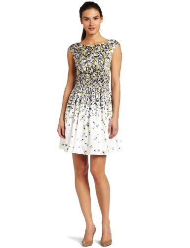 Jessica Simpson Women's Daisy Floral Dress